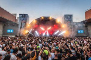 ARIEL MARTÍN | Sesión de clausura del Sónar en julio de 2019, con el dj alemán Dixon