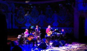 RAFAEL VALLBONA | La norteamericana Madeleine Peyroux en el Palau de la Música el pasado 3 de noviembre