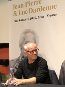 VICENÇ BATALLA | Thierry Frémaux, oficiant al Festival Lumière 2020 que va poder salvar la seva edició a l'octubre passat i va honorar els germans Dardenne