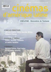 ARXIU | La portada del número 29 de la revista, coincidint amb el Cinélatino, <em>Cinémas d'Amerique Latine</em>