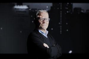 JULIEN FALSIMAGNE | Thierry Frémaux, directeur de l'Institut Lumière et délégué général du Festival de Cannes, à Paris en décembre 2020