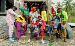 AYOBAMI | Els participants a <em>Re:INCARNATION</em>, del nigerià Qudus Onikeku, coreografia que després de Lió arriba al Festival Grec de Barcelona