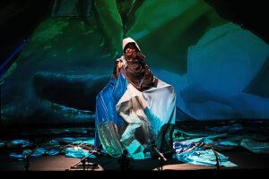 MEHDI BENKLER | El solo de Camille coreografiado por Robyn Orlin Alarm clocks, en septiembre pasado en La Bâtie-Festival de Ginebra