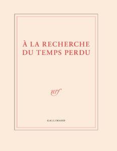 ARXIU   <em>À la recherche du temps perdu</em>, de Marcel Proust, écrit entre 1906 et 1922 et publié dans son intégralité et à titre posthume chez Gallimard