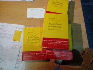 ABEL CUTILLAS | Exemplars de Proust et la politique. Une conscience française, de Gérard Desanges