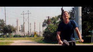 DREW DANIELS | L'Américain Simon Rex, dans le rôle du protagoniste toxique de Red Rocket de Sean Baker