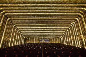 ARCHIVE | Le nouvel auditorium de la Cineteca de Madrid, présent dans le documentaire The Story of Film : A New Generation, de Mark Cousins