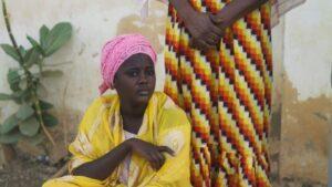 ARXIU  L'actriu Aïcha Talla, al film Le père de Nafi, del senegalès Mamadou Dia